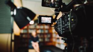 camera interview- production video - media content - tao sense - 2018