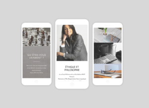 Marion LFD - smartphone - réalisations - tao sense - 2018