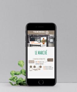 Takinoa - smartphones 2 - réalisations - tao sense - 2018