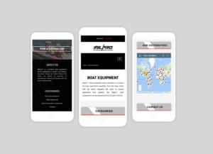 Milpro - smartphone - réalisations - tao sense - 2018