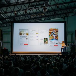 Photo conférence attirer - Inbound Marketing - Tao Sense 2018