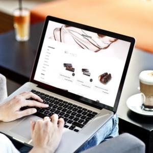 Mockup rochoux - Site e-commerce - Développement Web - Tao Sense 2018