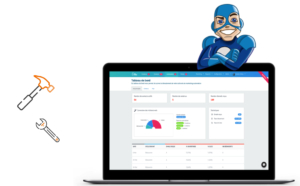 Photo back office plezi - Marketing automation - Tao Sense 2018